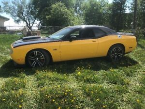 2012 Dodge Challenger Supercharged
