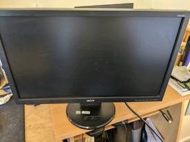 Acer 20 Inch Computer Monitor V203H