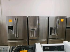 Washers dryers fridges stoves and dishwashers all types