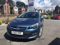 Vauxhall Astra 2013 Bargain Price Service History