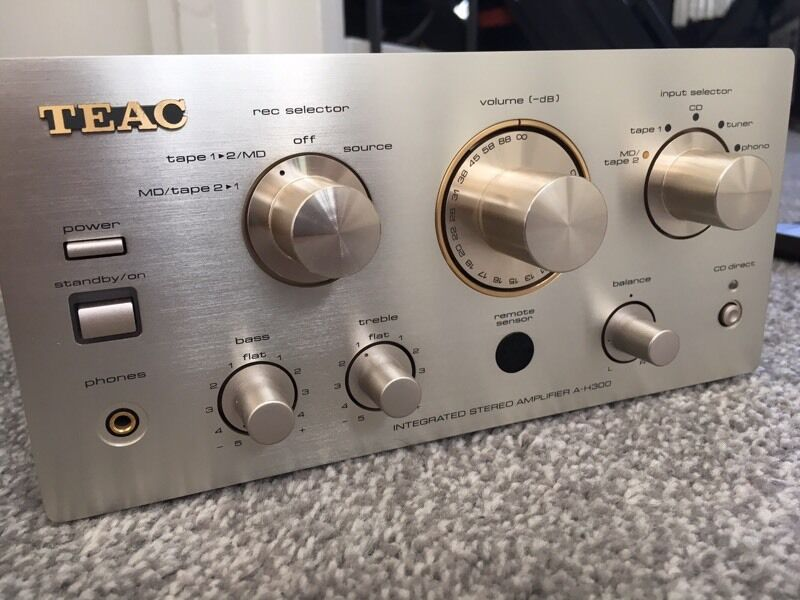 TEAC A-H300 Stereo Amplifier   in Enderby, Leicestershire   Gumtree