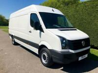 2015 64 VOLKSWAGEN CRAFTER 2.0 CR35 TDI LWB * EXCELLENT CONDITION * CHOICE OF 2