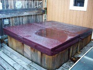 Beachcomer 6x6 foot hot tub