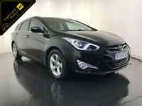 2014 HYUNDAI I40 STYLE BLUE DRIVE CRDI 1 OWNER SERVICE HISTORY FINANCE PX