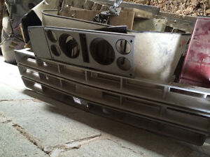 Chevy s10 parts...tail gate, bumper, and more.
