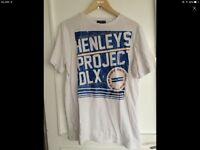 Henleys t shirt