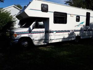 For sale 1998 Ford Motor home