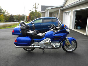 2005 Goldwing 1800 ABS, 30th Anniversary model