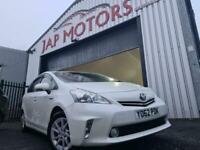 2013 Toyota PRIUS+ MPV Petrol/Electric Hybrid Automatic