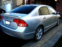 2008 Honda Civic Berline