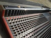 Studiomaster 32 Channel console - 12m