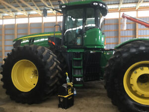 SPECIALIZED IN POLISHING FARM EQUIPMENT FOR AUCTION OR PERSONAL!