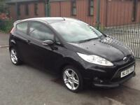 Ford Fiesta 1.6 2009MY Zetec S FINANCE AVAILABLE WITH NO DEPOSIT NEEDED