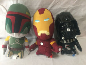 Star Wars Plush Toys