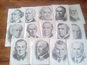 Past Prime Ministers Of Canada