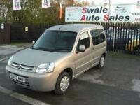 2003 53 CITROEN BERLINGO 1.4 MULTISPACE FORTE 5 DOOR 50K EXCELLENT CONDITION