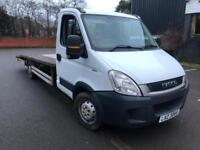 Iveco Daily S Class 2.3TD 35S11 LWB. NO VAT TO PAY. CHEAP RECOVERY TRUCK.