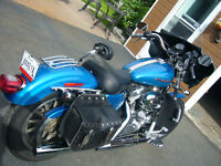 2004 Sportster 883 custom (touring)