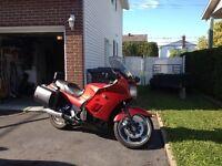 Moto Kawasaki 2001 à vendre