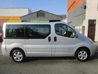 Renault Trafic 2.0dCi Minibus 8 seats 115 Sport NO VAT DVD traffic (20)