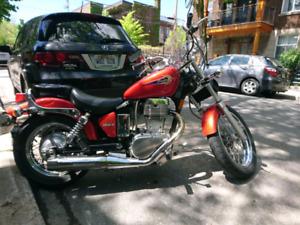 Suzuki ls650 Savage s40