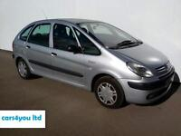 Citroen Xsara Picasso 1.6i 2004 LX - drives spot on - 2 previous keepers