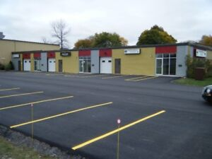 Warehouse Showroom Office for Rent in Arnprior Free Move In Rent