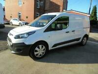 2015/65 FORD TRANSIT CONNECT LWB VAN ONE OWNER LOVELY BUY FOR £42 PER WEEK