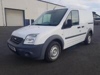 61 Plate Ford Transit Connect 1.8TDCi ( 75PS ) Van T200 SWB Only 53000 miles