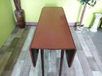 Drop-Leaf Kitchen/ Dining Table - Can Deliver For £19