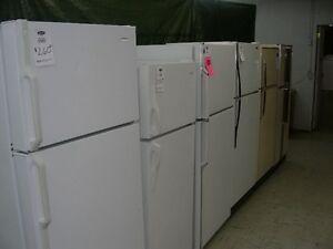 Midwest on Main Refurbished Fridges and Freezers