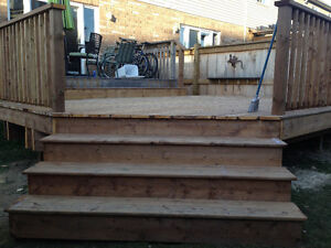 Fences and Decks installation, repairs and post setting Kitchener / Waterloo Kitchener Area image 8