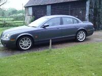 2004/54 Jaguar S-TYPE 2.7D V6 auto Sport
