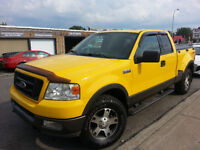 2004 Ford F-150 FX4 stepside, impeccable, 175000km