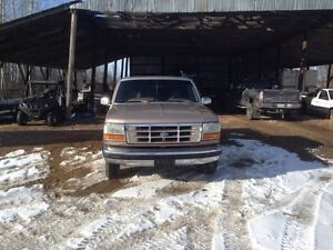 1992 Ford F-150 2wd