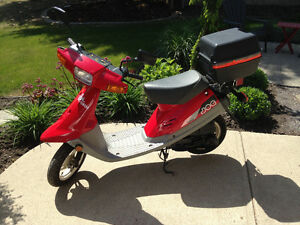Yamaha Scooter, barely used