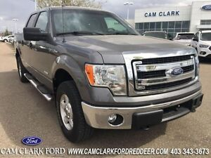 2014 Ford F-150 XLT  Trailer Tow Locking axle