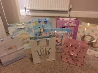 x8 assorted gift bags