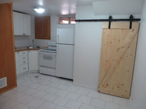Two (2) Bedroom Basement Suite: Bright and Immaculately Clean!