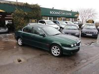 Jaguar X-TYPE 2.1 auto Classic 2003 LUXUARY EVERY EXTRA EXCELLENT,