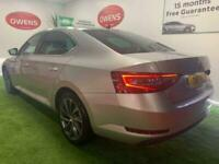 2017 17 SKODA SUPERB 2.0 LAURIN AND KLEMENT TDI DSG 5D 188 BHP DIESEL