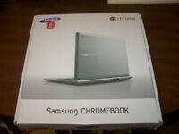 NEW OPEN BOX SAMSUNG CHROMEBOOK 11.1 SCREEN