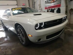 Dodge Challenger GT ( **TRACTION INTÉGRAL**,CUIR,TOIT) 2018
