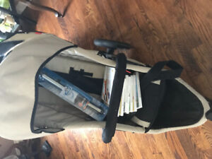 Phil and Ted stroller with extra seat for sale. Barely used!