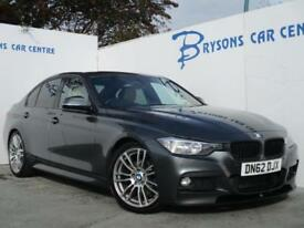 2012 62 BMW 330d M-Sport Auto Diesel for sale in AYRSHIRE