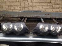 BMW - angel eyes headlights
