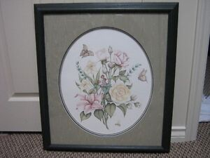 """PAINTING """"BOTANICALS"""" HAND PAINTED/WATERCOLOR"""