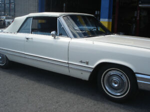 Chrysler Imperial 1968 Convertible