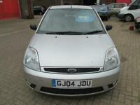 2004 Ford Fiesta 1.6 Ghia 5dr HATCHBACK Petrol Manual