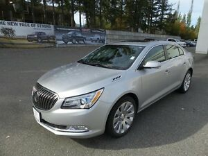 2014 Buick LaCrosse All Wheel Drive CXL Local one owner with Ext
